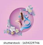 international women's day 8... | Shutterstock .eps vector #1654229746
