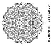 circular pattern in form of...   Shutterstock .eps vector #1654328389