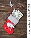 Christmas Sock With Gift...