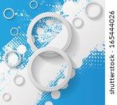 modern design  | Shutterstock .eps vector #165444026