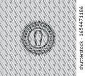 dead man in his coffin icon...   Shutterstock .eps vector #1654471186
