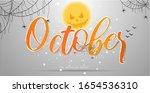 typographic design for the...   Shutterstock .eps vector #1654536310