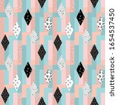 abstract seamless pattern of... | Shutterstock .eps vector #1654537450