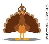 cute cartoon thanksgiving...