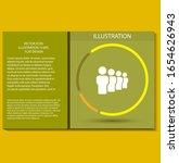 vector people icon design 10... | Shutterstock .eps vector #1654626943