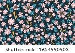 elegant template for spring ...   Shutterstock .eps vector #1654990903