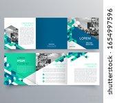 brochure design  brochure... | Shutterstock .eps vector #1654997596