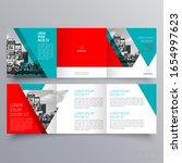 brochure design  brochure... | Shutterstock .eps vector #1654997623