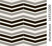 vector seamless pattern. modern ... | Shutterstock .eps vector #165513200