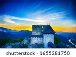 Sunrise Mountain Castle Rock...