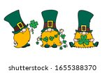 Set Of 3 St. Patrick's Day...
