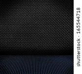 interior background of metal... | Shutterstock . vector #165544718