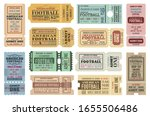 american football game tickets... | Shutterstock .eps vector #1655506486
