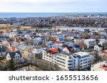 Reykjavik  Iceland  03.29.2018. ...