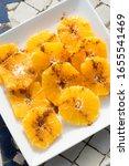 Moroccan Orange Salad With...