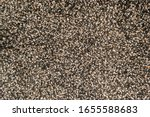 Texture Carpet With Motley Gre...