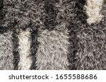 Texture Of Long Pile Carpet...