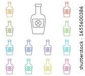 bottle  shamrock  ale multi...