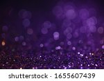 decoration bokeh glitters... | Shutterstock . vector #1655607439