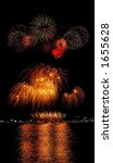 fireworks in the sky | Shutterstock . vector #1655628