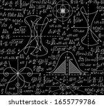 scientific vector seamless... | Shutterstock .eps vector #1655779786
