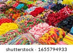 Colorful Sweets Candies For Sale