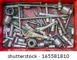Small photo of Tools in Disarray