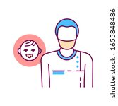 pediatric surgeon color line...