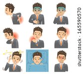 business man | Shutterstock .eps vector #165590570