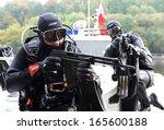 moscow  russia   september 16...   Shutterstock . vector #165600188