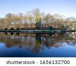 Knaresborough Yorkshire River...