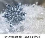 snowflakes | Shutterstock . vector #165614936