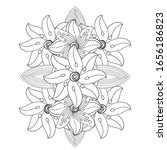 coloring page for fun and...   Shutterstock .eps vector #1656186823