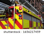 Picture Of A New Fire Truck On...