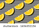 seamless background with black... | Shutterstock .eps vector #1656352156