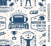 american football seamless...   Shutterstock .eps vector #1656405223