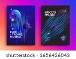electronic music festival...   Shutterstock .eps vector #1656426043