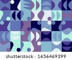 modern artwork of abstract... | Shutterstock .eps vector #1656469399