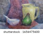 Still Life Painted In...