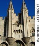 The Popes Palace Avignon ...