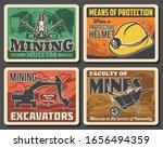 mining industry coal mine... | Shutterstock .eps vector #1656494359