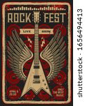 Rock Festival Music Concert...