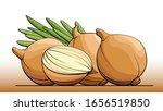 vector simple illustration a... | Shutterstock .eps vector #1656519850