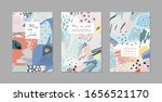 collection of creative... | Shutterstock .eps vector #1656521170