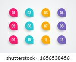 vector illustration bullet...   Shutterstock .eps vector #1656538456