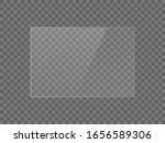 vector mirror reflection effect ... | Shutterstock .eps vector #1656589306