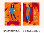 bright abstract women...   Shutterstock .eps vector #1656633073
