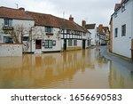 Tewkesbury  Gloucestershire  Uk ...
