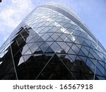 swiss re also known as the... | Shutterstock . vector #16567918