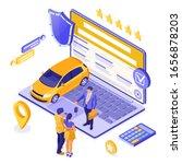 online sale  purchase  rent ...   Shutterstock .eps vector #1656878203